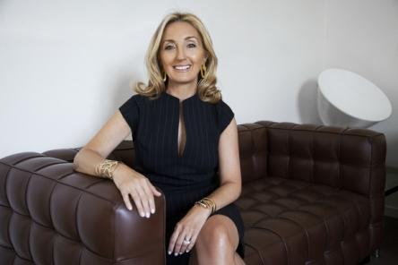 Elisabetta Fabri insignita dell'onorificenza di Cavaliere del lavoro