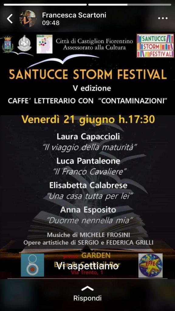 Santucce Storm Festival, secondo appuntamento