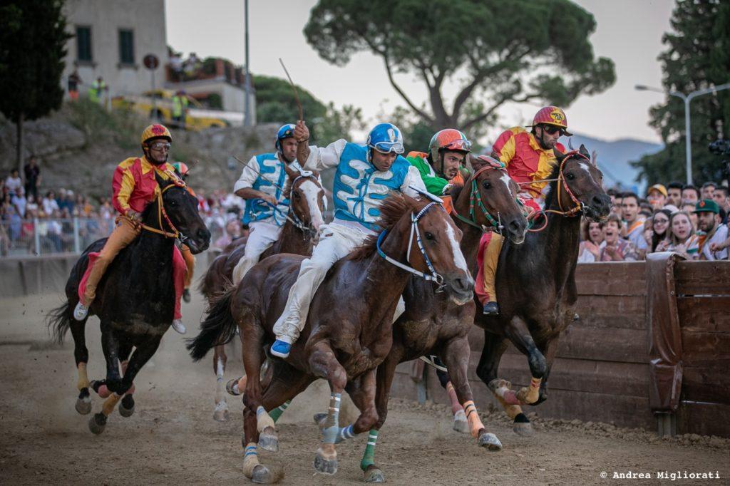 Palio dei Rioni: torna alla vittoria il Cassero