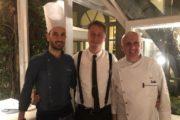 Luigi Incrocci è il nuovo chef dell'Hotel Sina Villa Medici