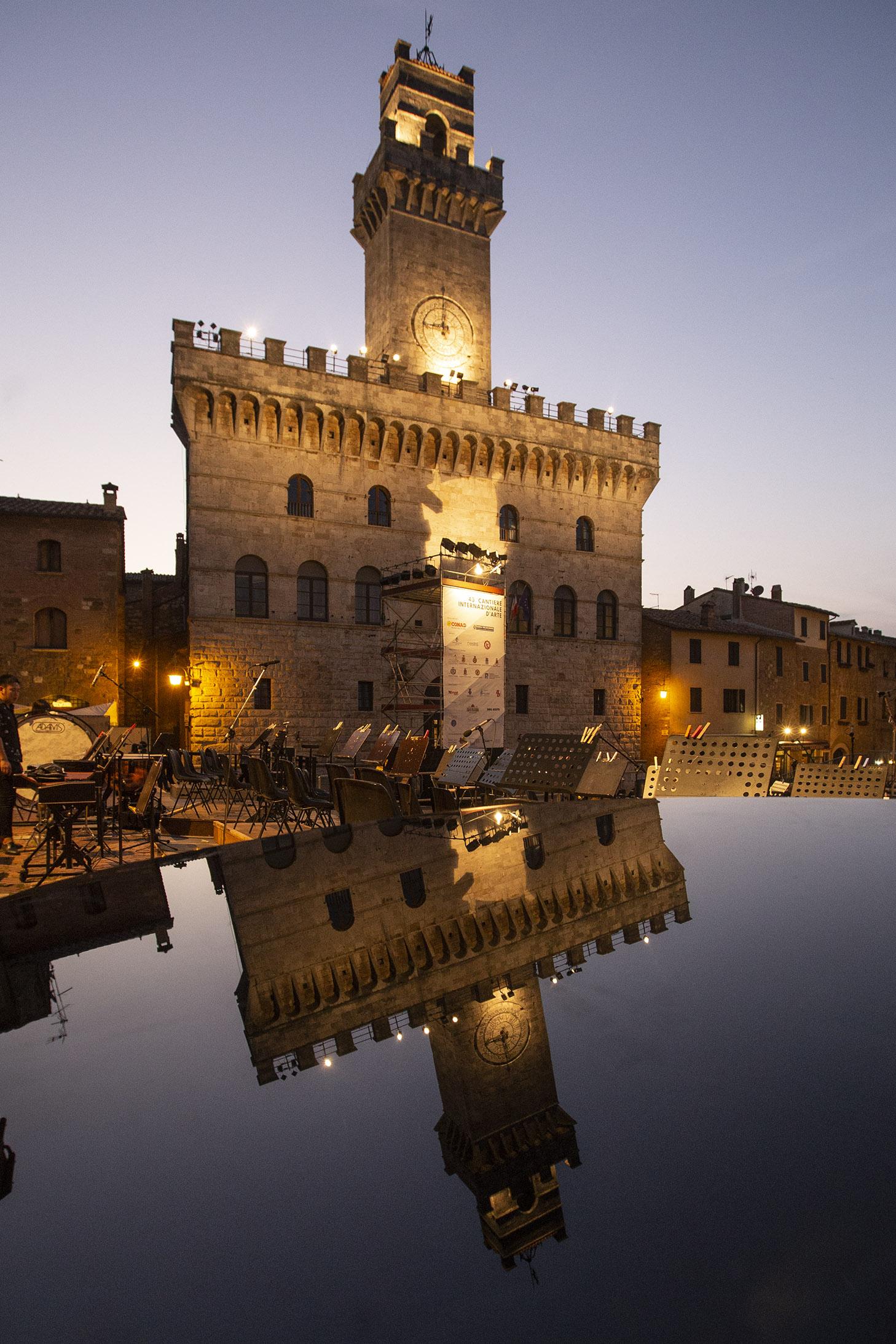Via il 12 Luglio al 44° Cantiere Internazionale d'Arte di Montepulciano
