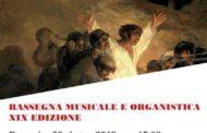 L'Associazione Organi Storici commemora il 75°anniversario della strage di Falzano e prosegue la XIX Rassegna Musicale e Organistica