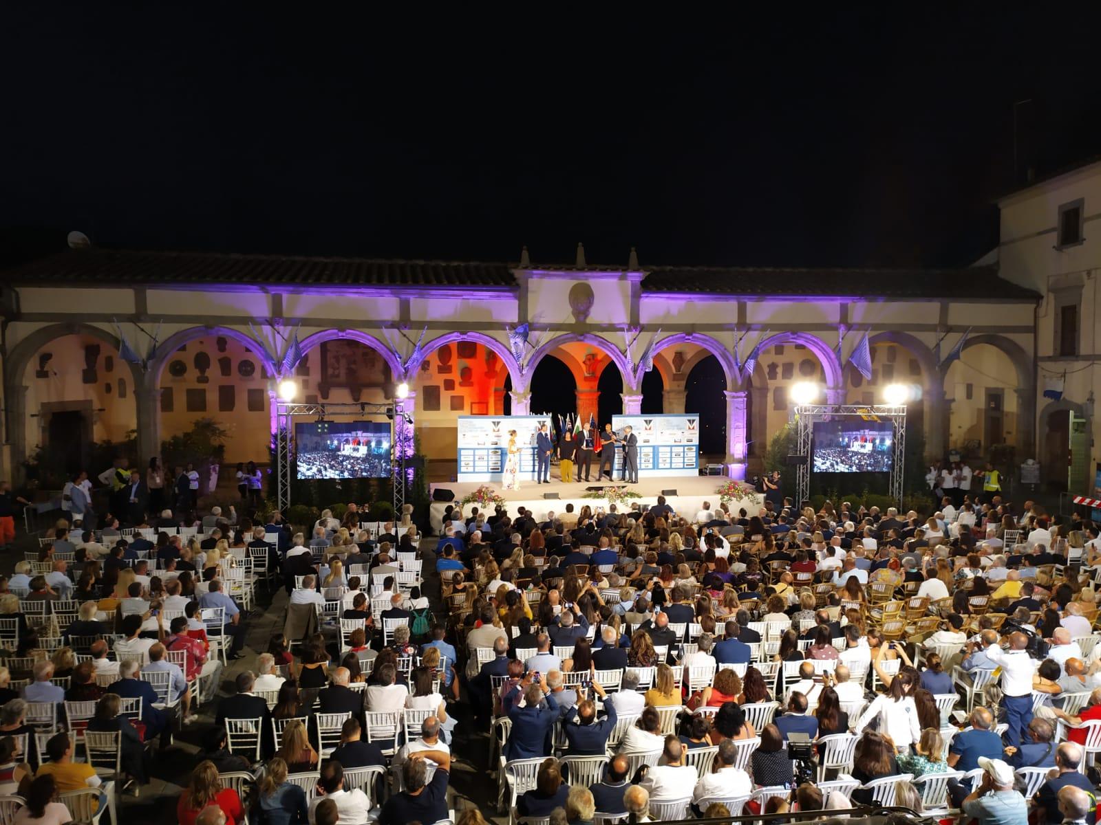 A Castiglion Fiorentino successo per il Premio Internazionale Fair Play