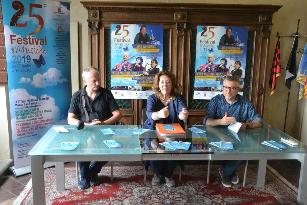 Festival Musicale Savinese - Festival delle Musiche: al via la 25esima edizione