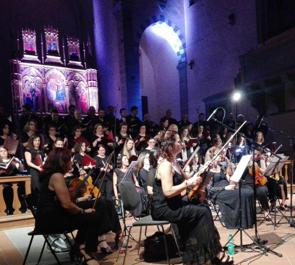 Il Festival cortonese di Musica Sacra, maggiorenne in anticipo