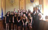 A Monte San Savino gli studenti americani dell'International Young Artist Project