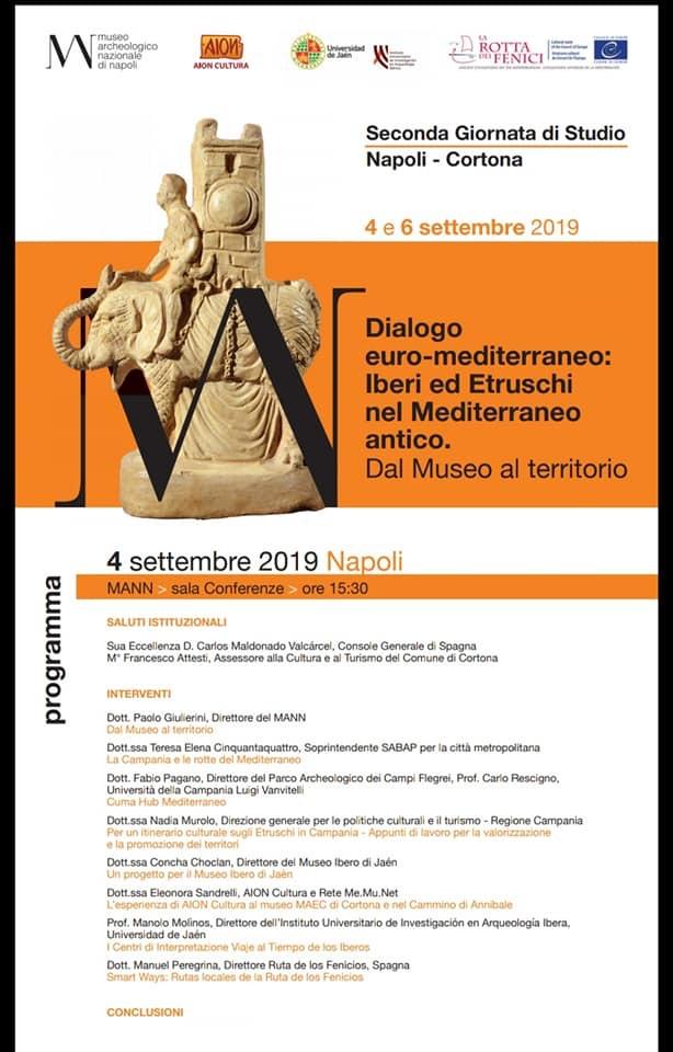 A Cortona le Giornate Internazionali di Studio Iberi-Etruschi