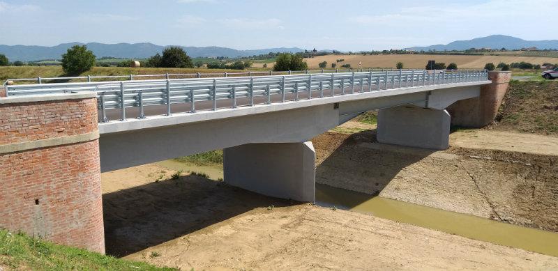 Riaperto il Ponte di Brolio