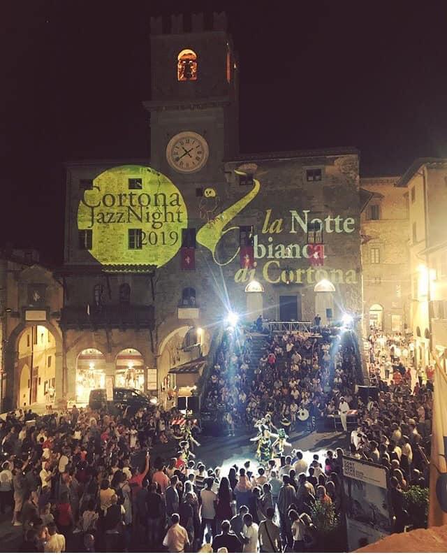 Cortona Jazz Night col botto: due chiacchiere col Presidente di Mammut Antonio Massarutto