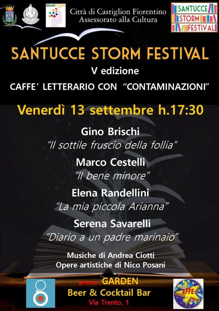 Nuovo appuntamento col Santucce Storm Festival