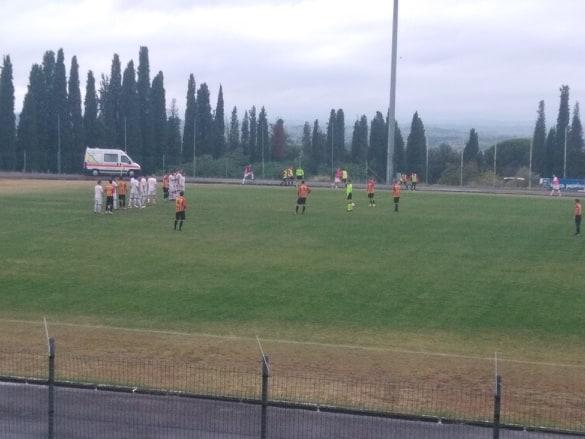 Cronache arancioni, un' altra squadra senese cade sotto i colpi degli Orange Devils: il San Quirico, allenato da Enrico Testini