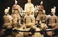 La Mostra dei Soldati di Terracotta va all'Outlet. Intervista con il curatore Massimo Magurano