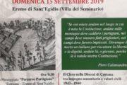 I luoghi della memoria nella montagna cortonese, iniziativa di ANPI