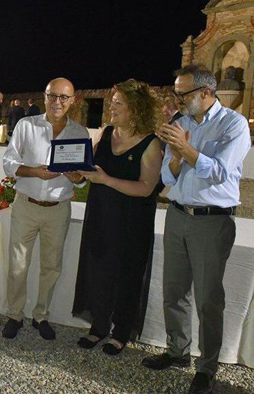 A Claudio Zeni la 1a edizione del Premio Giornalistico Enograstronomico