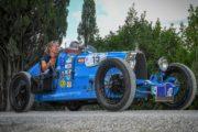 A Monte San Savino passa il Gran Premio Nuvolari