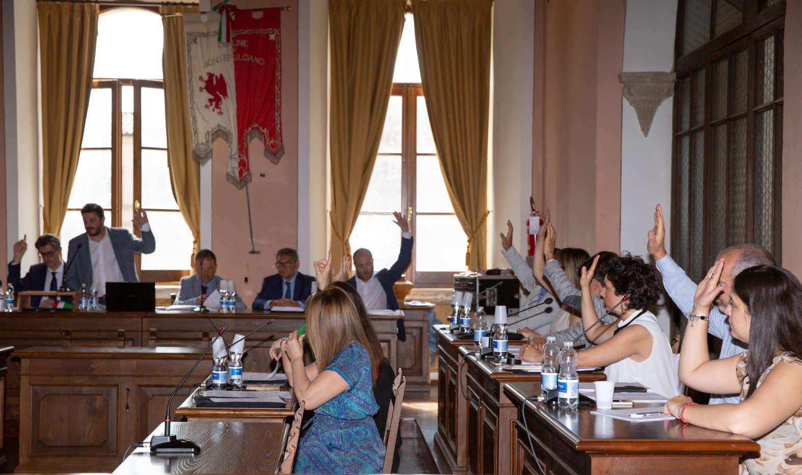 Montepulciano: approvato il nuovo Piano Regolatore Generale