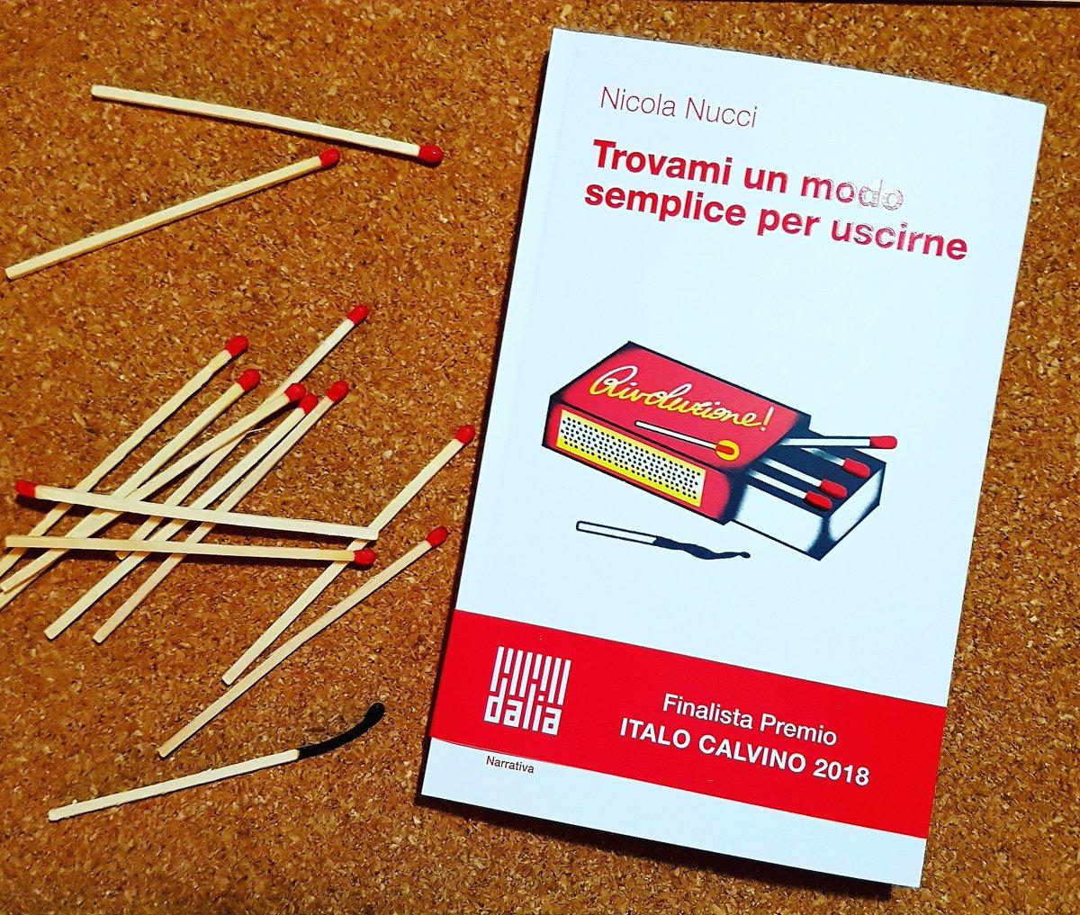 """L'angolo del Bibliotecario: """"Trovami un modo semplice per uscirne"""" di Nicola Nucci"""