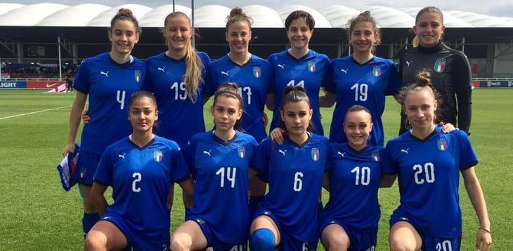 Al Sante Tiezzi le qualificazioni dell'Europeo Under 19 femminile