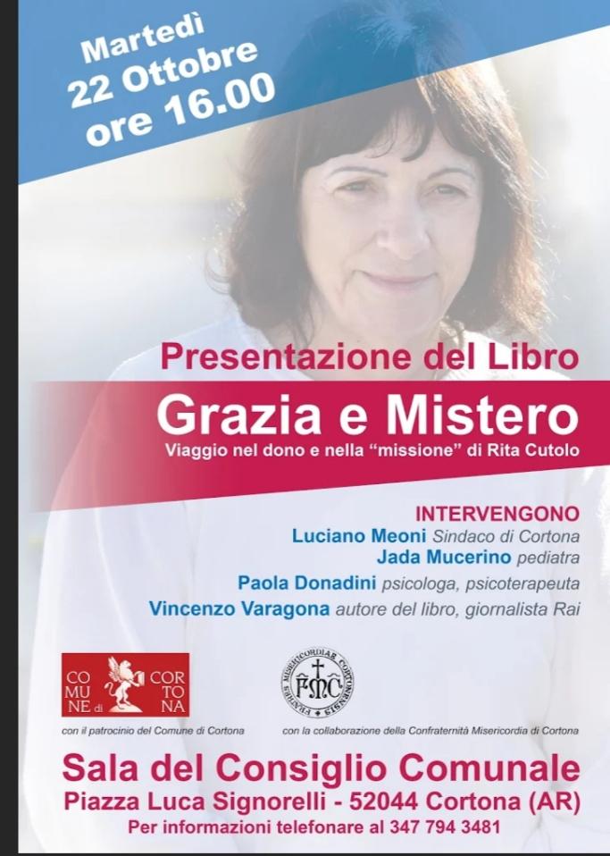 Rita Cutolo, una vita straordinaria e un appuntamento da non perdere