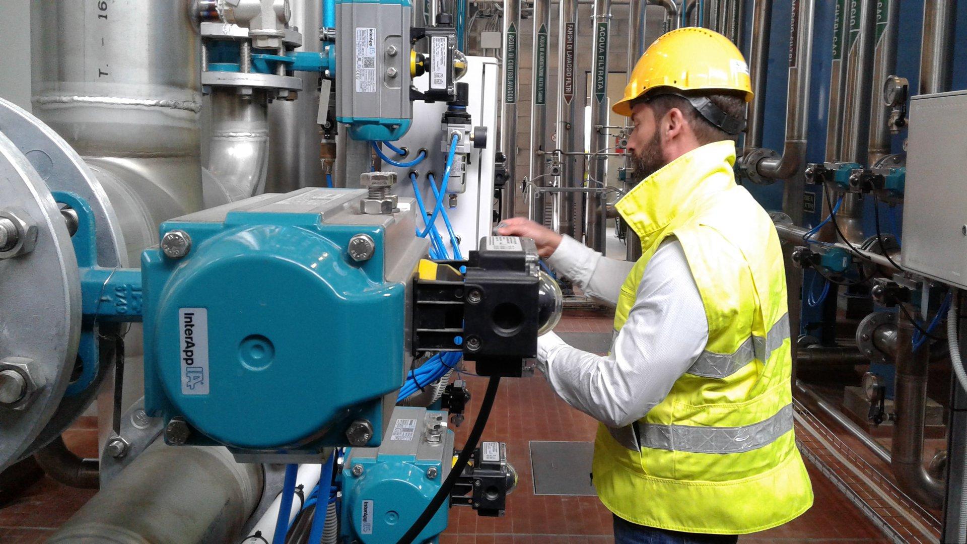 Dal 2014 più di 5,5 milioni investiti da Nuove Acque per il servizio idrico integrato a Castiglion Fiorentino