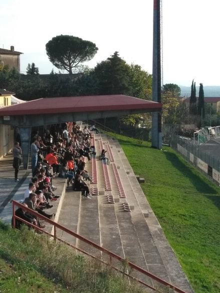 Cronache Arancioni: a Cortona non si passa e questa volta a farne le spese è il Soci Casentino