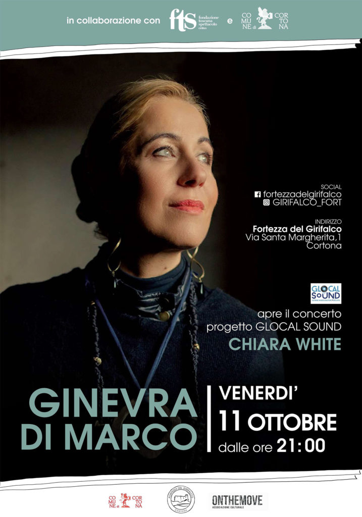 Ginevra Di Marco al Girifalco: la Fortezza ospita una delle voci più affascinanti della musica italiana