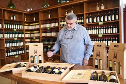 Cantina dei Vini Tipici dell'Aretino vendemmia di qualità