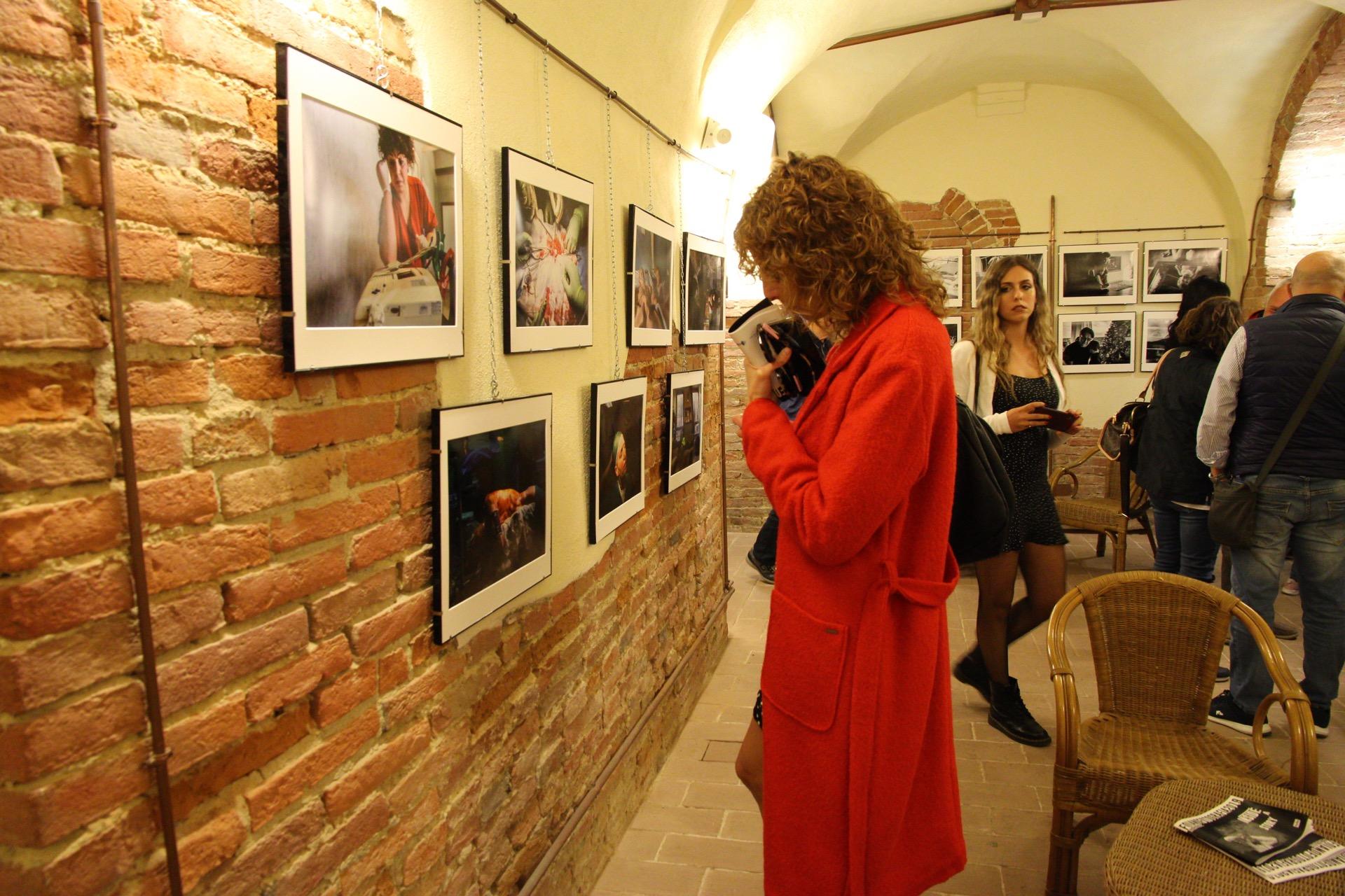 Inaugurata l'edizione numero 20 di Foiano Fotografia