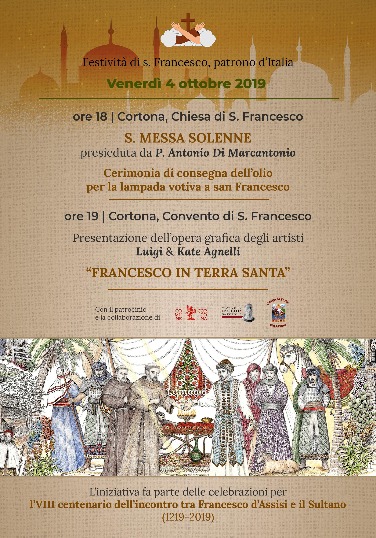 Festività di San Francesco a Cortona