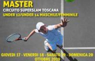 Master Super Slam Toscana al Tennis Club castiglionese