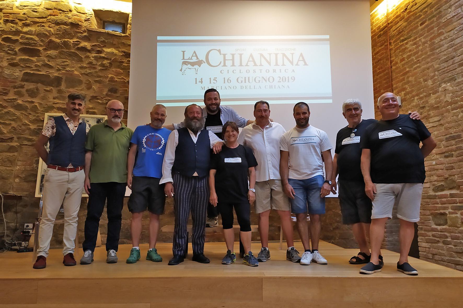 Da La Chianina a Pantani: a Marciano una serata dedicata alle due ruote