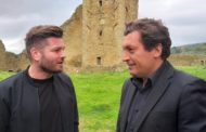 Luca Agnelli realizza un dj set sulla Torre del Cassero