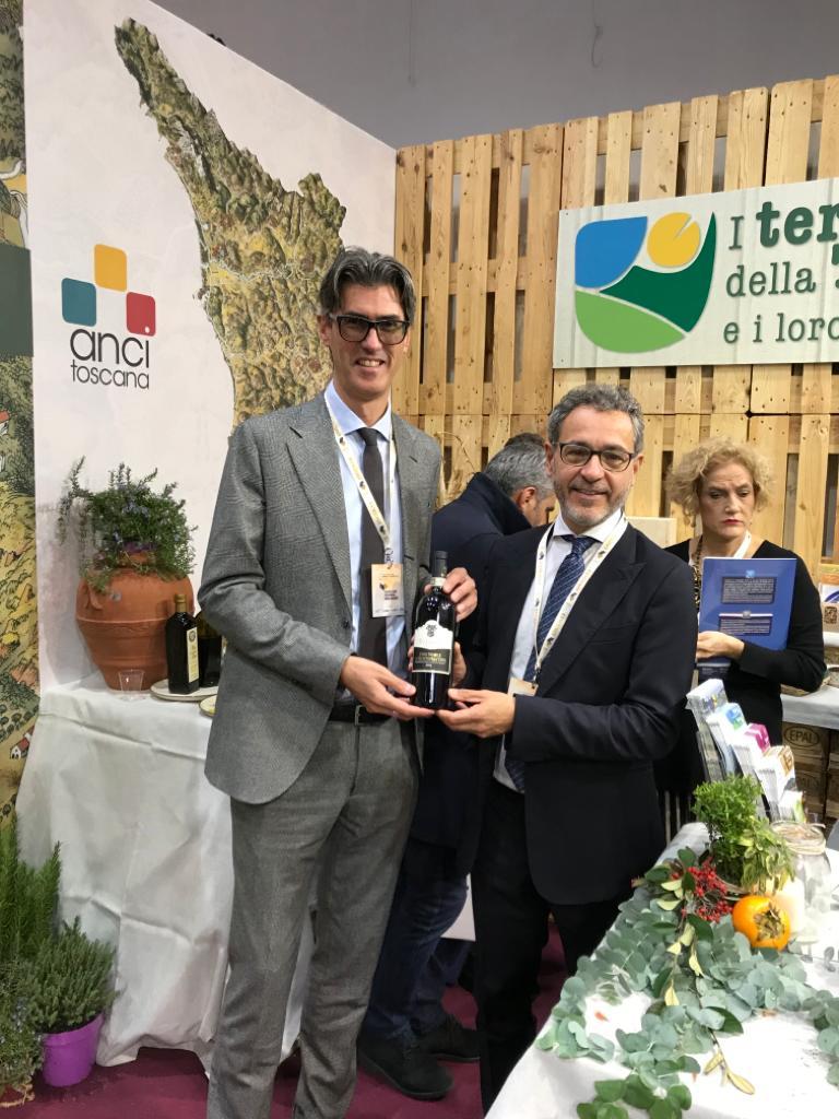 Il Sindaco di Montepulciano  nominato responsabile del turismo per ANCI Toscana