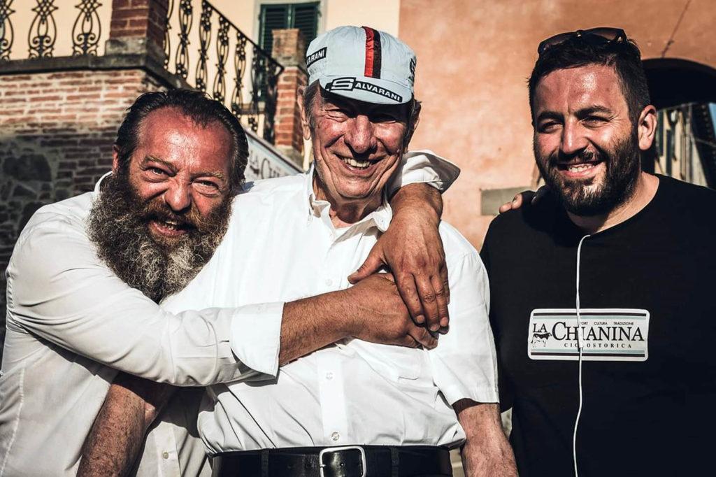 La Chianina Ciclostorica 2020 sarà all'insegna di Felice Gimondi
