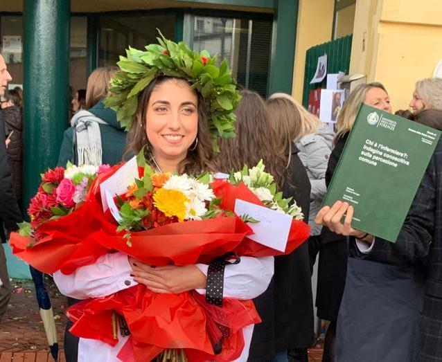 Si è brillantemente laureata la savinese Martina Desogus