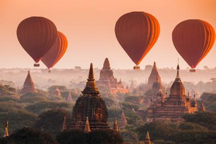 Dimensione Birmania