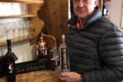 L'arte del distillare di Casimiro a Santa Massenza
