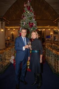 Natale al  Rome Cavalieri a Waldorf Astoria Hotel