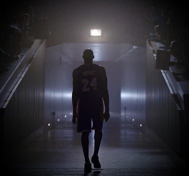 Kobe Bryant come il Grande Torino, la Chapecoense ed Emiliano Sala