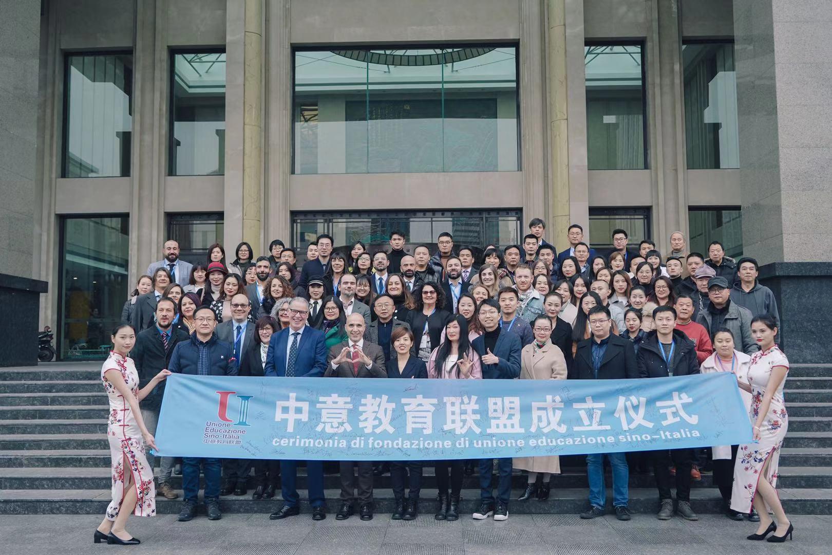 Il Liceo Artistico di Cortona vola in Cina