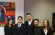 Diego Cavallucci nuovo Segretario provinciale dei Giovani Democratici