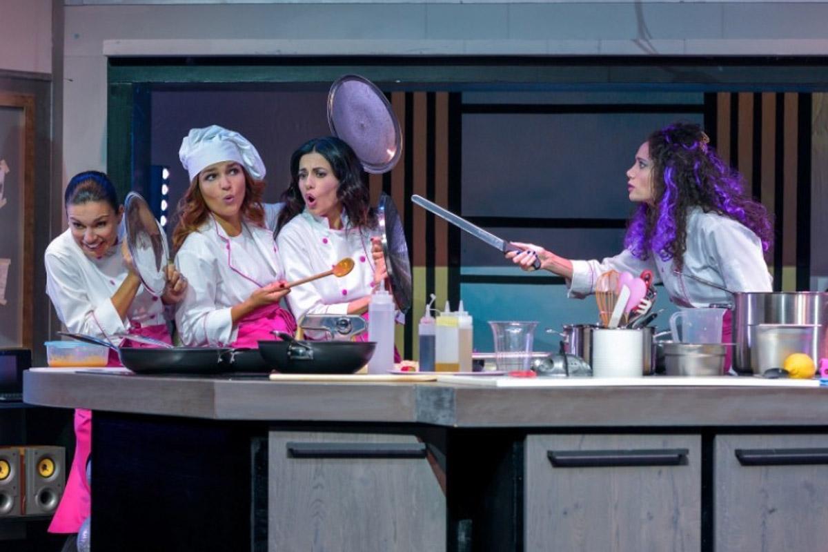 """La stagione teatrale del Signorelli, a Cortona, apre il 2020 con la comicità tutta al femminile di """"Belle ripiene"""""""