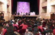 """Giorno della Memoria: al Teatro Spina lo spettacolo """"L'Allenatore e la Ballerina"""""""