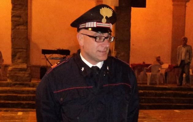 Va in pensione il Maresciallo Roberto Squarzolo