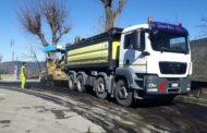 Lavori pubblici a Cortona, al via il piano di asfaltature