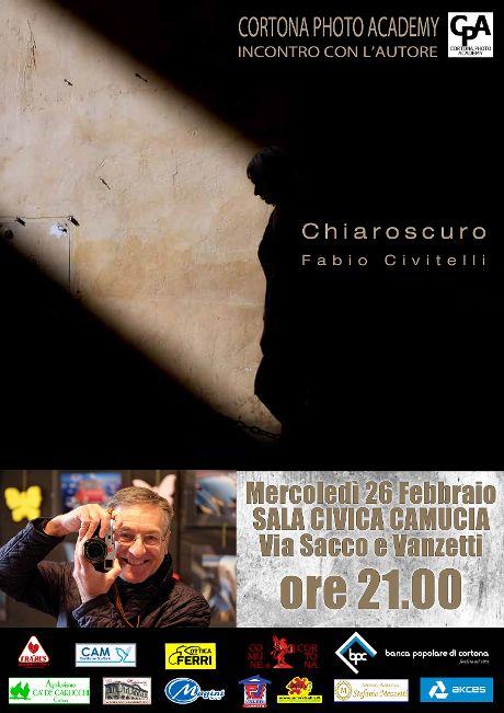Incontro col fumettista e illustratore Fabio Civitelli promosso da Cortona Photo Academy