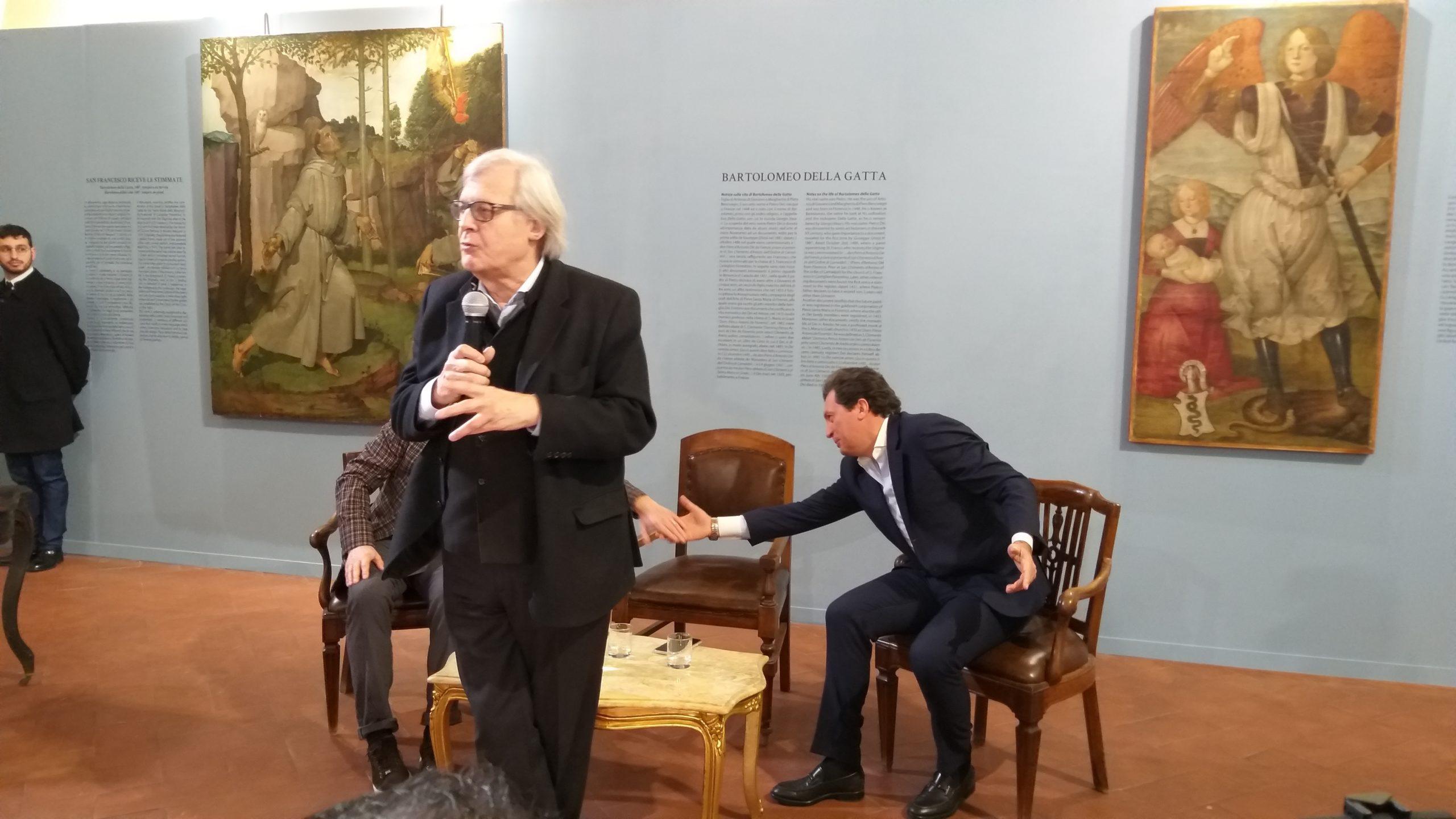 Siglata la convenzione tra Museo della Madonna del Parto e Sistema Museale Castiglionese