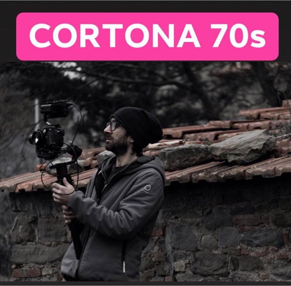 Cortona 70's, intervista al regista Giacomo Cardone