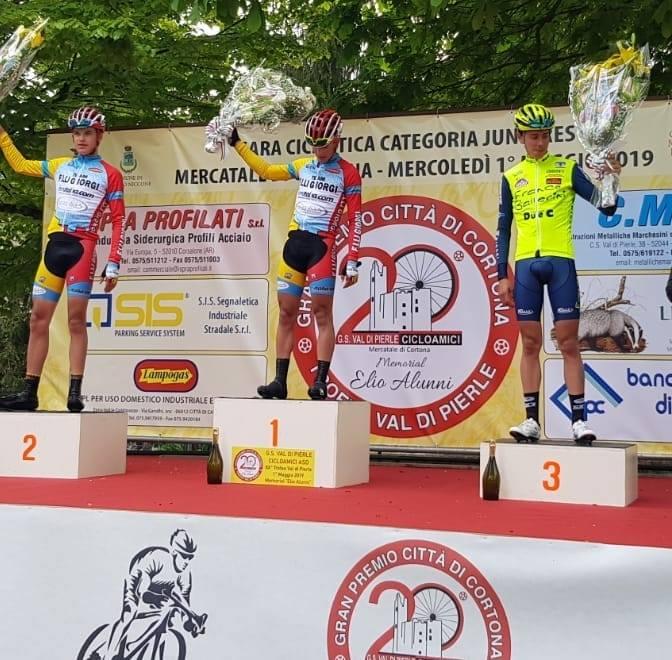 Annullato il GP Val di Pierle - Trofeo Città di Cortona