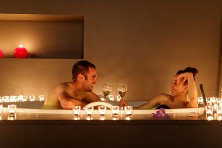 Honeymoon al Lido Palace di Riva del Garda